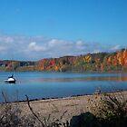 Autumn Sea by ArtBee