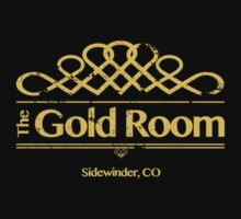 The Gold Room T-Shirt
