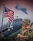 Airbourne 1944 - A Tribute - Dunsfold 2013 by Colin J Williams Photography