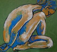 The Final Act - Female Nude by CarmenT
