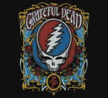 GRATEFUL DEAD by elmerfud