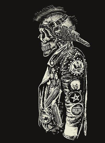 HeadCrow by lmilustraciones