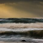 Storm -Red Strand Ireland by Pascal Lee