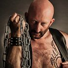 Troy T. Scott- Leather & Chains by TroyTScott