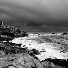 Stormy Seas by Mark Bowden