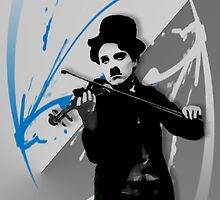 charlie chaplin by ImageNation