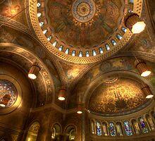St. Clement Church by Adam Bykowski