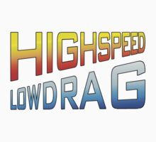High Speed, Low Drag by DR8C0