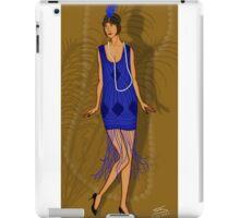 Lions n Tigers n Feathers n Pearls iPad Case/Skin