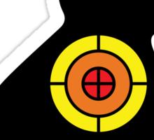 Bunny Target Sticker