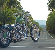 So Cal Chopper I by DaveKoontz