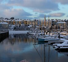 Christmas In Bangor by Wrayzo