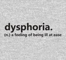 Dictionary Collection - Dysphoria by Meg(n) Jacqueline