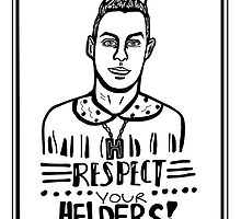 Respect Your Helders by bluboca