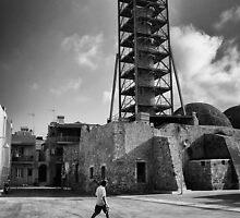 Minaret by Spyridon