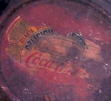 The Coke Barrel by Polly Peacock