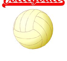 I'd Rather Be Playing Volleyball by kwg2200