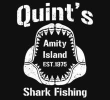Quint's Shark Fishing by KDGrafx