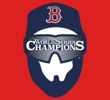 Dustin Pedroia - Beard (Champ) by trevorbrayall
