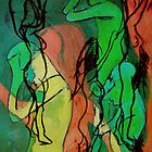 nude green by H J Field