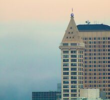 Smith Tower by Sue Morgan