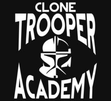 Clone Trooper Academy  by Quad-J