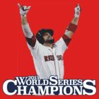 Shane Victorino - World Series by trevorbrayall