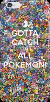 Cotta Catch 'em All by Miltossavvides