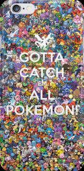 Cotta Catch 'em All 2 by Miltossavvides