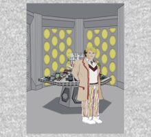 The Fifth Doctor by Scatmanjon