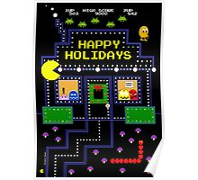 Arcade Holiday Poster