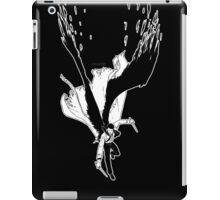 Angel Slayer (dark version) iPad Case/Skin