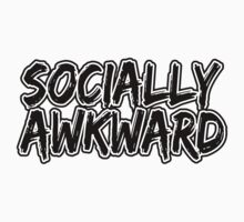 Socially Awkward  by lonelycreations