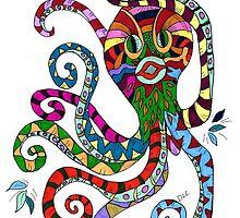 Octopus by Deb Coats