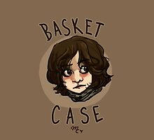 Basket Phone Case by makjesdewafflus