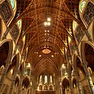 Holy Name Cathedral by Adam Bykowski