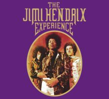 The Jimi Hendrix Experience t-shirt by ziruc