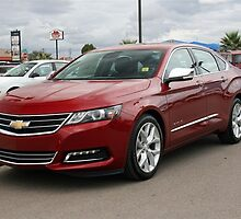 2014 Chevrolet Impala 1LZ by Brandon Burling