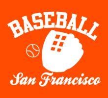 Baseball San Francisco by whereables