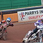 Wolves v Swindon speedway by ejrphotography