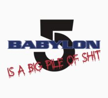Babylon 5 is a big pile of poo by Chris Johnson