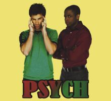 Psych, Shawn & Gus 1 by Damn-Murphy