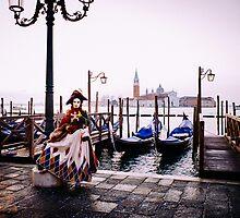 Venice Carnevale 8 by Lidia D'Opera