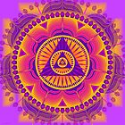Healing Mandala for Arthritis and Artery Blockages by shoffman
