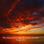 The Heavens Declare the Glory of God by mhm710