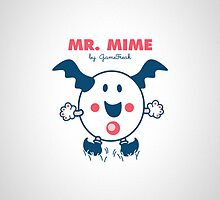 Mister Mime (iDevice) by thom2maro