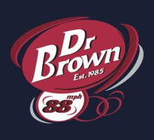 Dr. Brown - 88 mph v2 by kingUgo