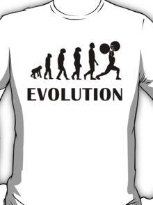 Weightlifting Evolution T-Shirt