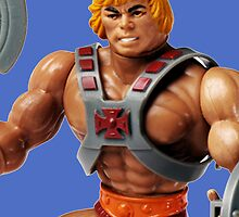 Retro Classics He Man by hotanime