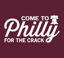 Come to Philly for the crack by whereables